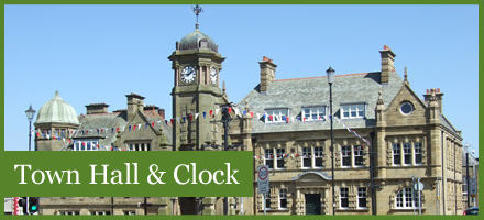 Town Hall & Clock